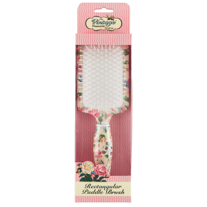Perie Par Paddle Hair Brush Floral