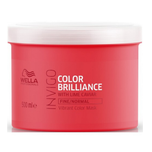 Masca Par Vopsit Wella Invigo Brilliance - 500 ml